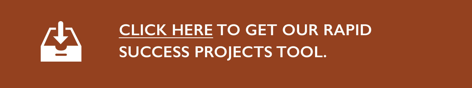 Download Rapid Success Projects Tool